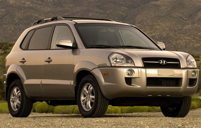уроки вождения на Hyundai Tucson в Ирпень, Гостомель, Буча, правый берег Киева