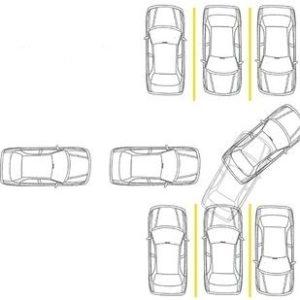 картинка парковки параллельной задним ходом