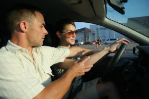 картинка страх вождения
