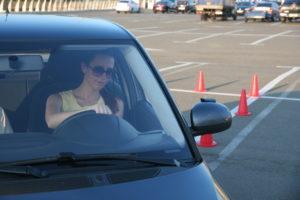 фото страх за рулем