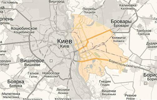 Уроки экстремального автовождения в Киеве