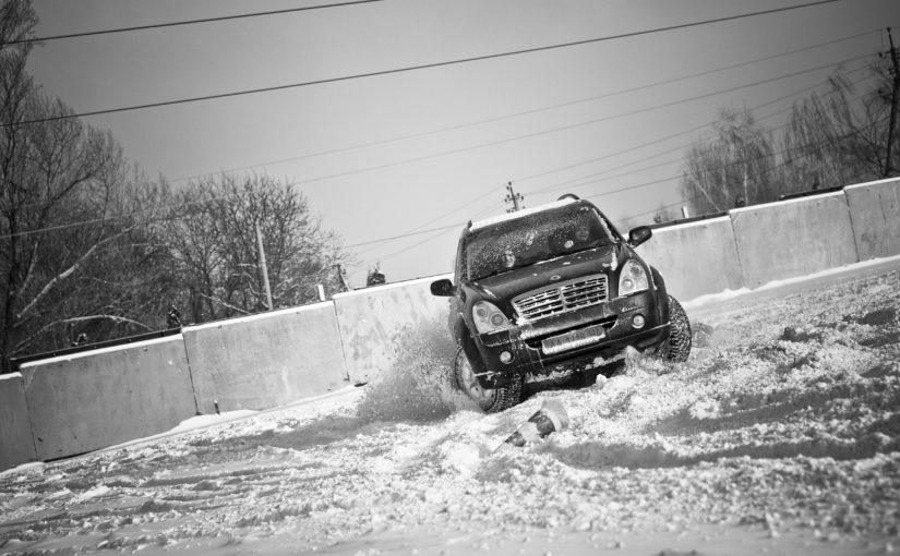 Вождение зимой — лайфхаки